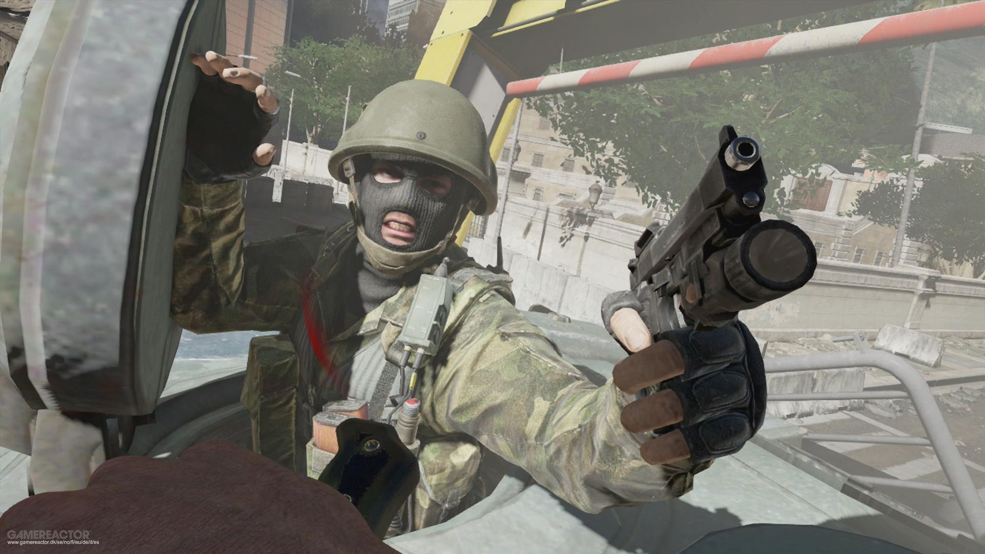 call of duty modern warfare 2 offline multiplayer bots