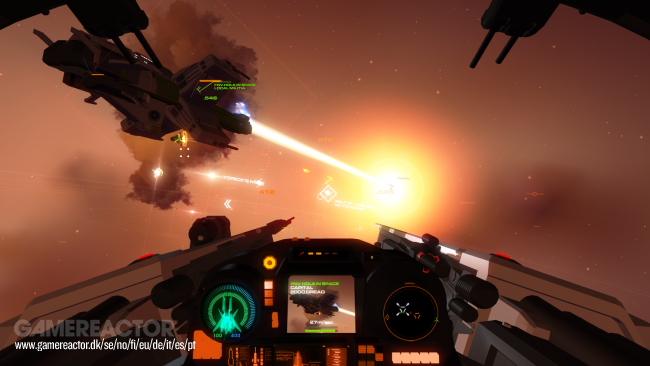 Tráiler: Enemy Starfighter ahora es House of the Dying Sun