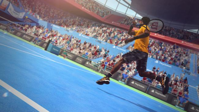Tennis World Tour: saque inicial sin dobles, sin control por movimiento y sin Nadal