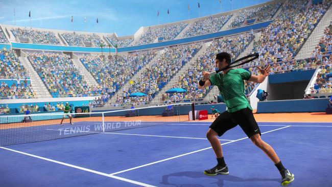 Tennis World Tour - impresiones