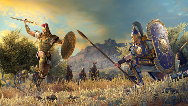 Total War Saga: Troy - impresiones