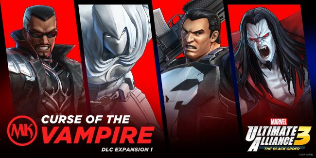 Marvel Ultimate Alliance 3 fecha la descarga de su primer DLC