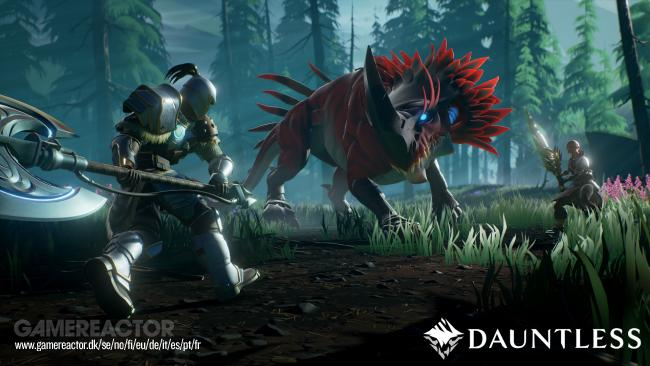 Dauntless - impresiones PAX East