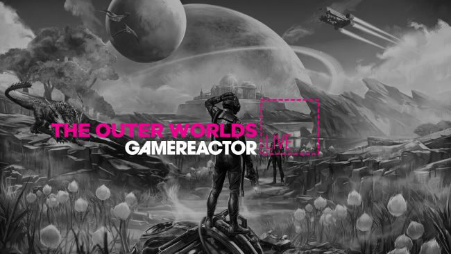 Hoy en GR Live - The Outer Worlds en Nintendo Switch