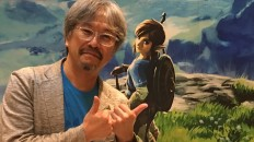 Volviendo a Zelda: Breath of the Wild: Entrevista a Eiji Aonuma