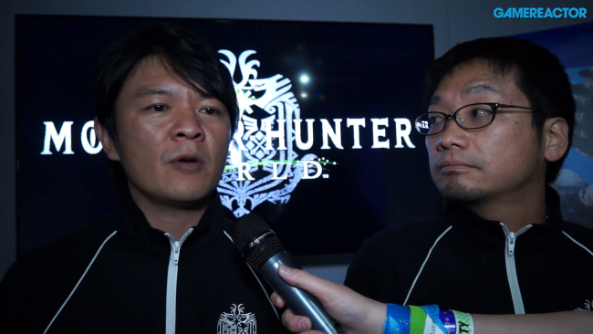 The World of Monster Hunter: entrevista con Tsujimoto y Fujioka