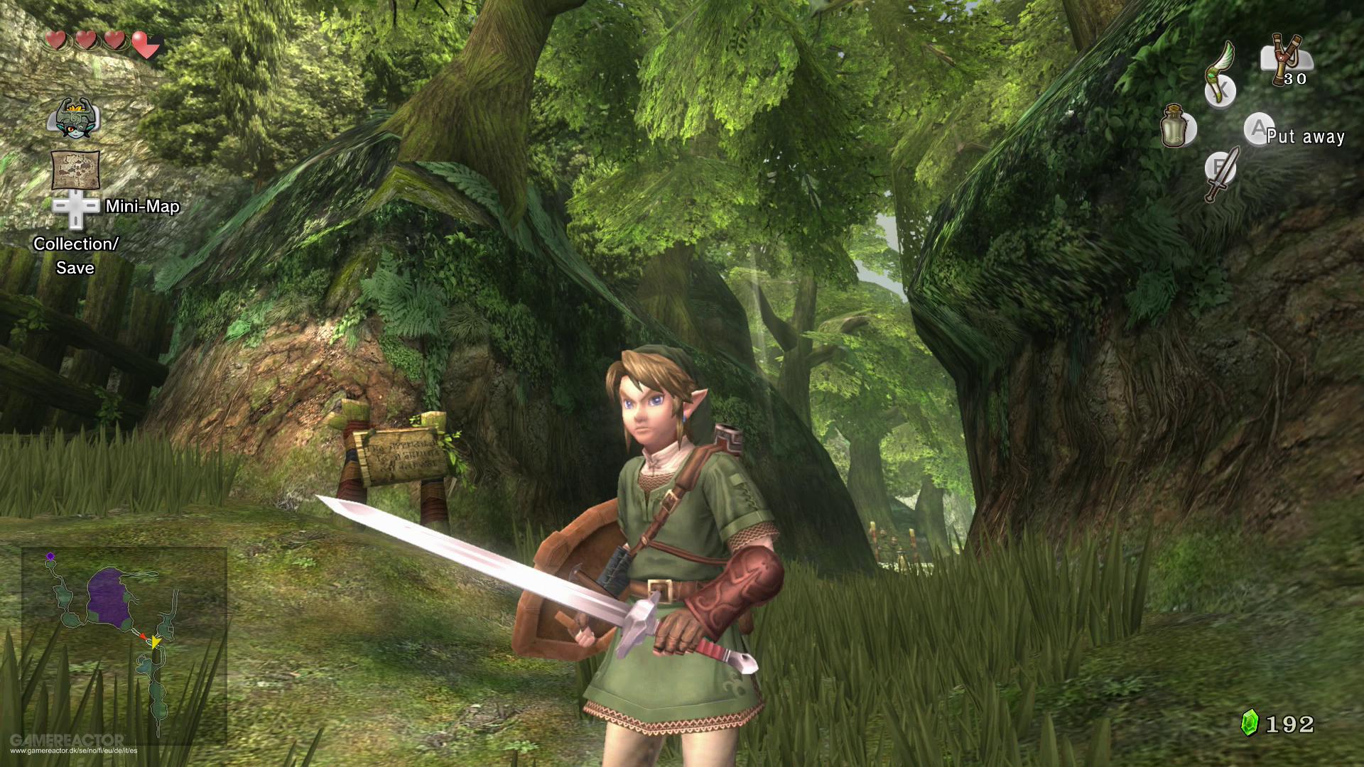 Imágenes De The Legend Of Zelda Twilight Princess Hd
