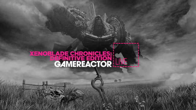 Aprendiendo a jugar a Xenoblade Chronicles Switch en Gamereactor
