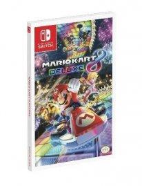 Hay guía oficial de Mario Kart 8 Deluxe para Nintendo Switch