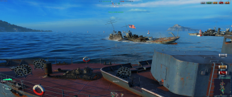 World of Warships