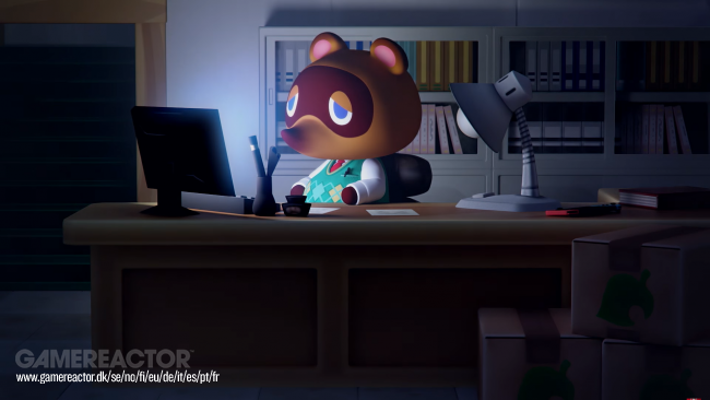 Y por fin el esperado Nintendo Direct Animal Crossing Switch