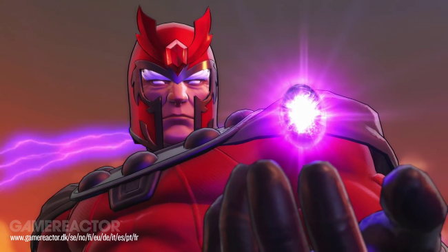 Dando caña a los villanos de Marvel Ultimate Alliance 3