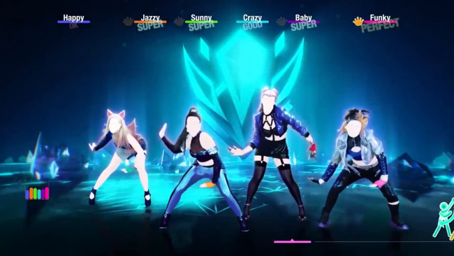 K/DA invita al crossover Just Dance 2021 x LOL