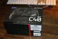 Análisis del mando Astro C40 TR