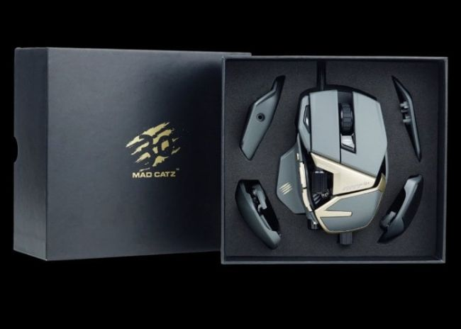 Análisis del Mad Catz R.A.T. 8+ 1000 30th Anniversary Edition