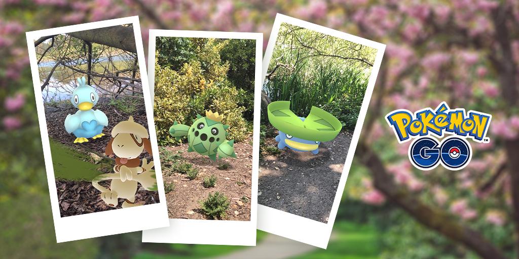 """A echar fotos con la """"Celebración de New Pokémon Snap"""" en Pokémon Go"""