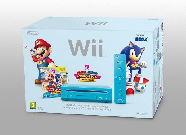 Mario & Sonic en los Juegos Olímpicos - London 2012