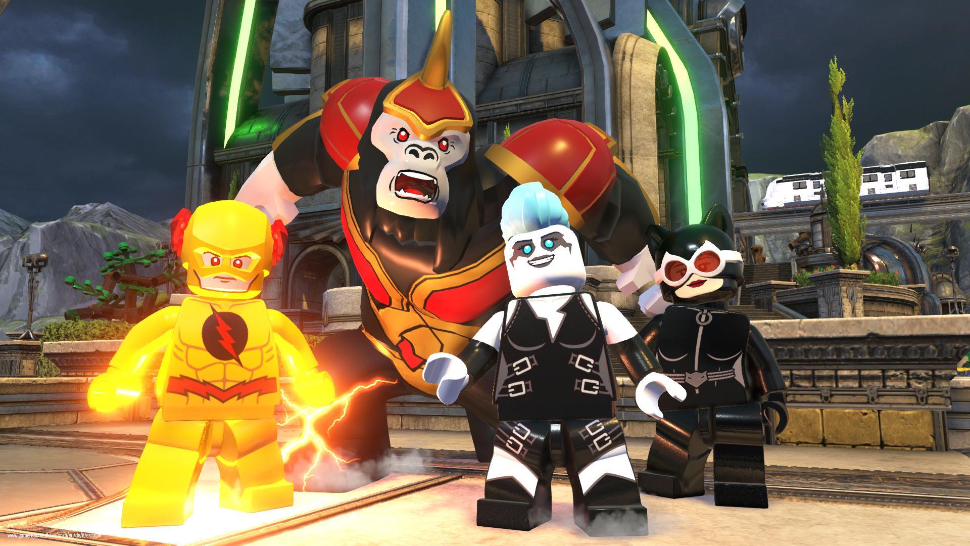Imágenes De Lego Dc Súper Villanos 3242