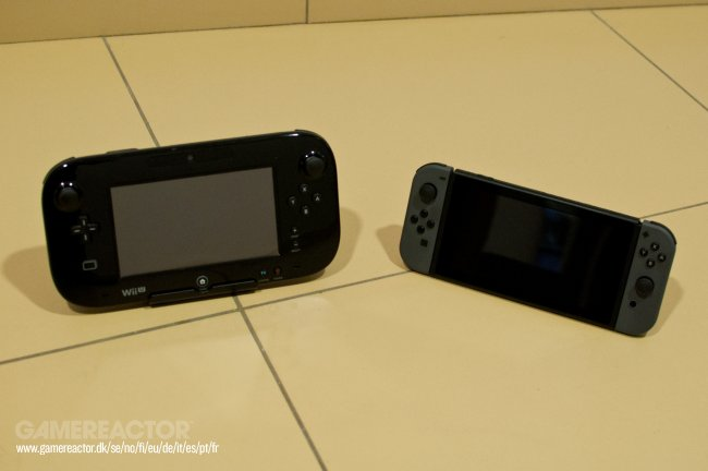 Comparativa: Nintendo Switch vs Wii U