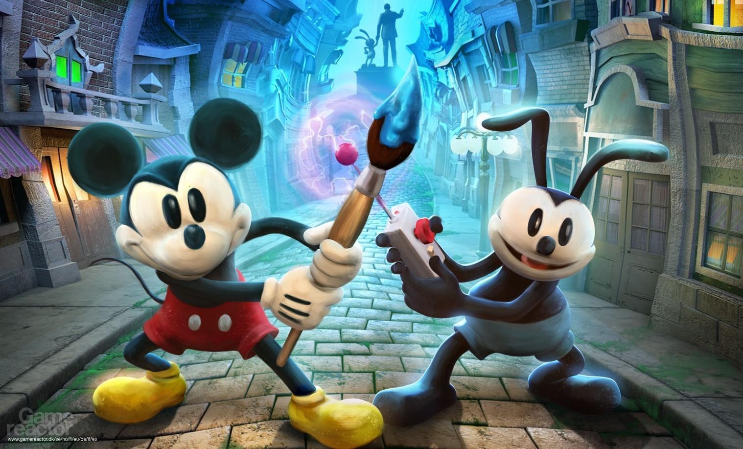 Disney Epic Mickey 2: El retorno de dos héroes Avance - Gamereactor