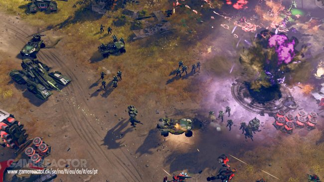 Halo Wars 2 - impresiones beta