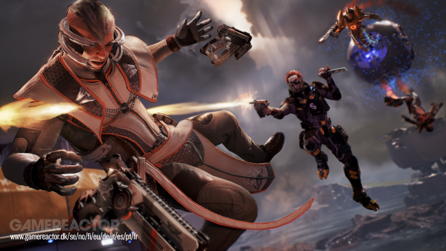 Lawbreakers - impresiones PS4