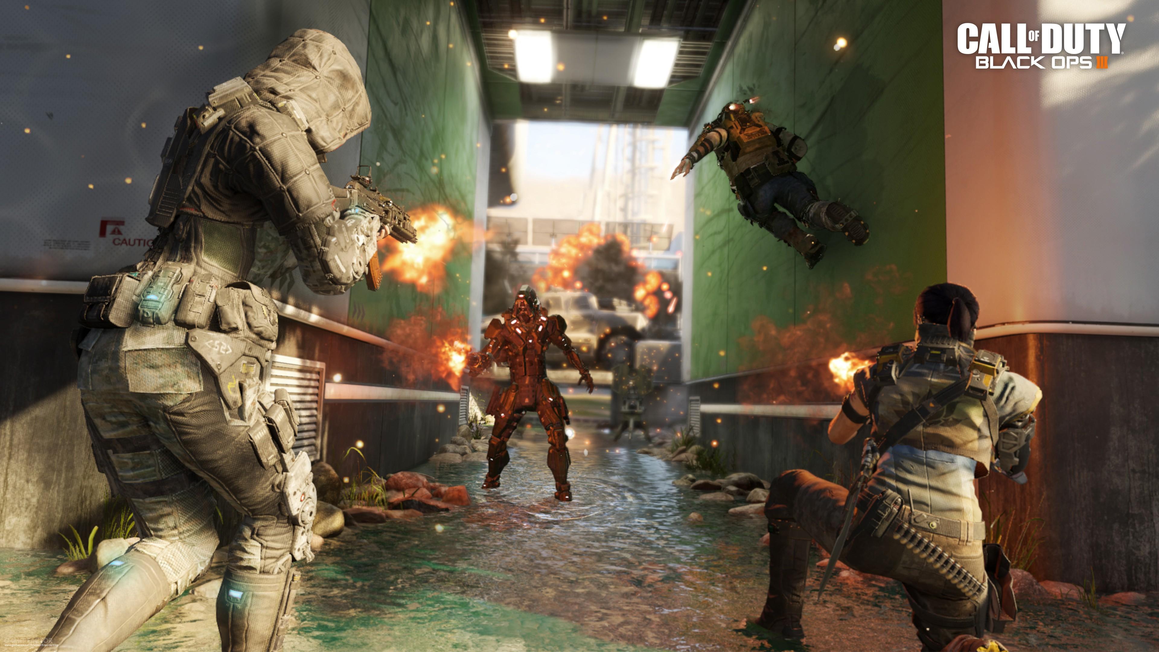 Call of Duty: Black Ops 3 descarga un parche de 2,7 GB