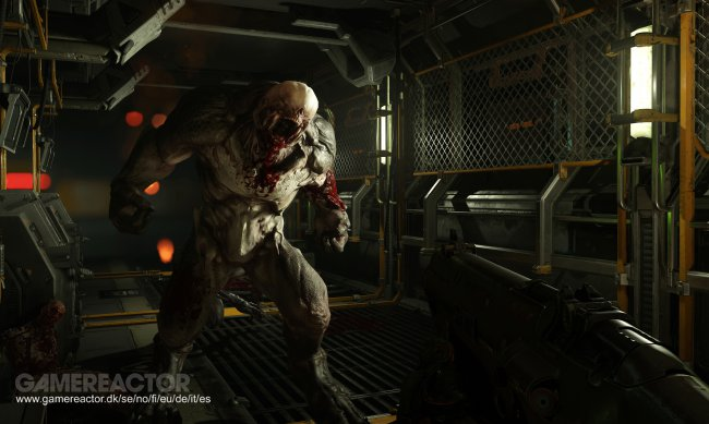 Doom - impresiones en id Software