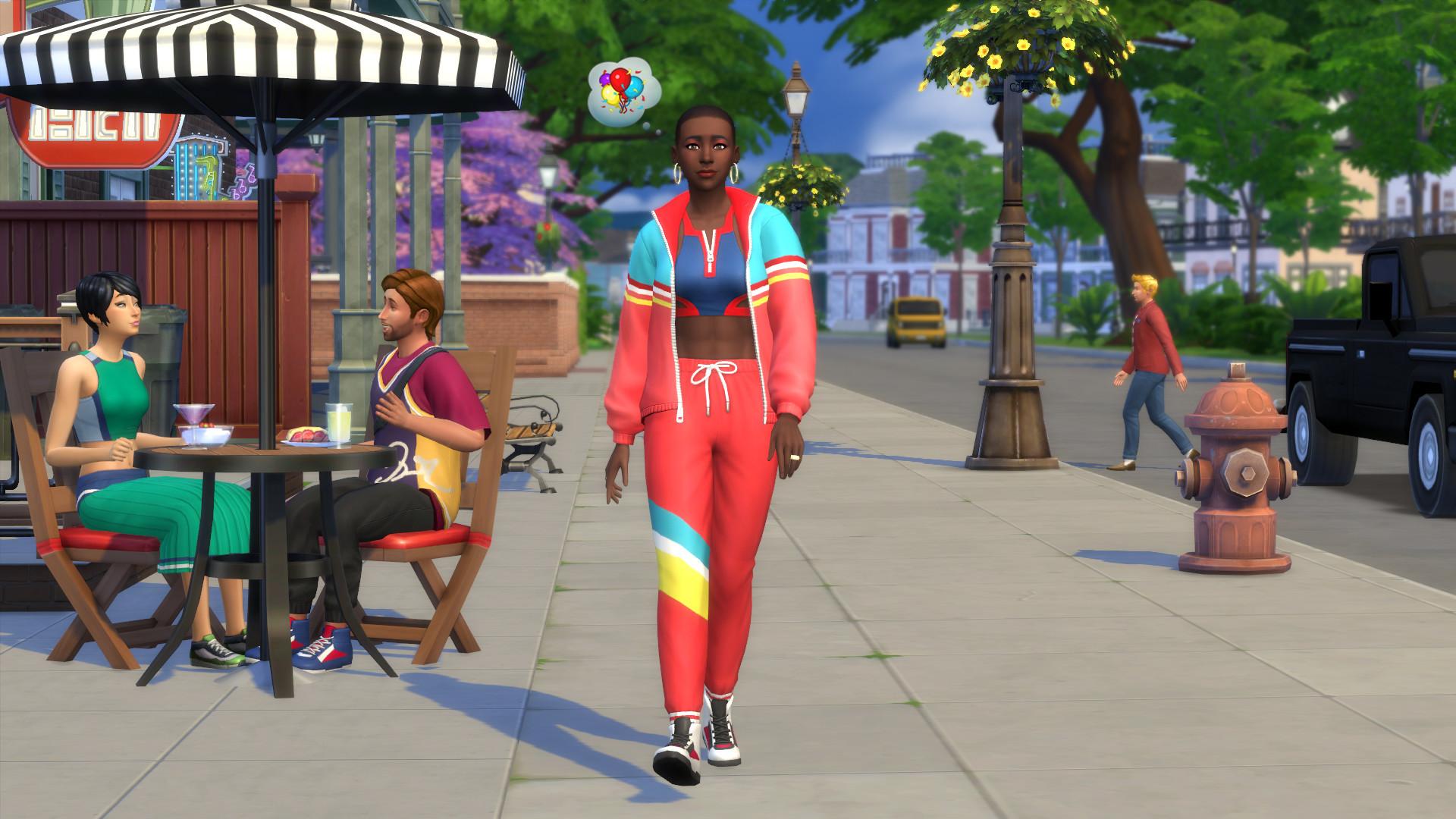 Los Sims 4 introduce las colecciones low cost