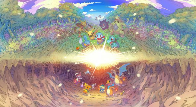Pokémon Mystery Dungeon: Rescue Team DX - impresiones