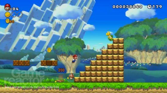Super Mario Bros World Mapa New Super Mario Bros u