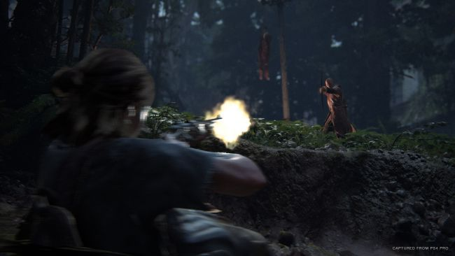Naughty Dog enseña cómo capturaron los perretes de Last of Us 2