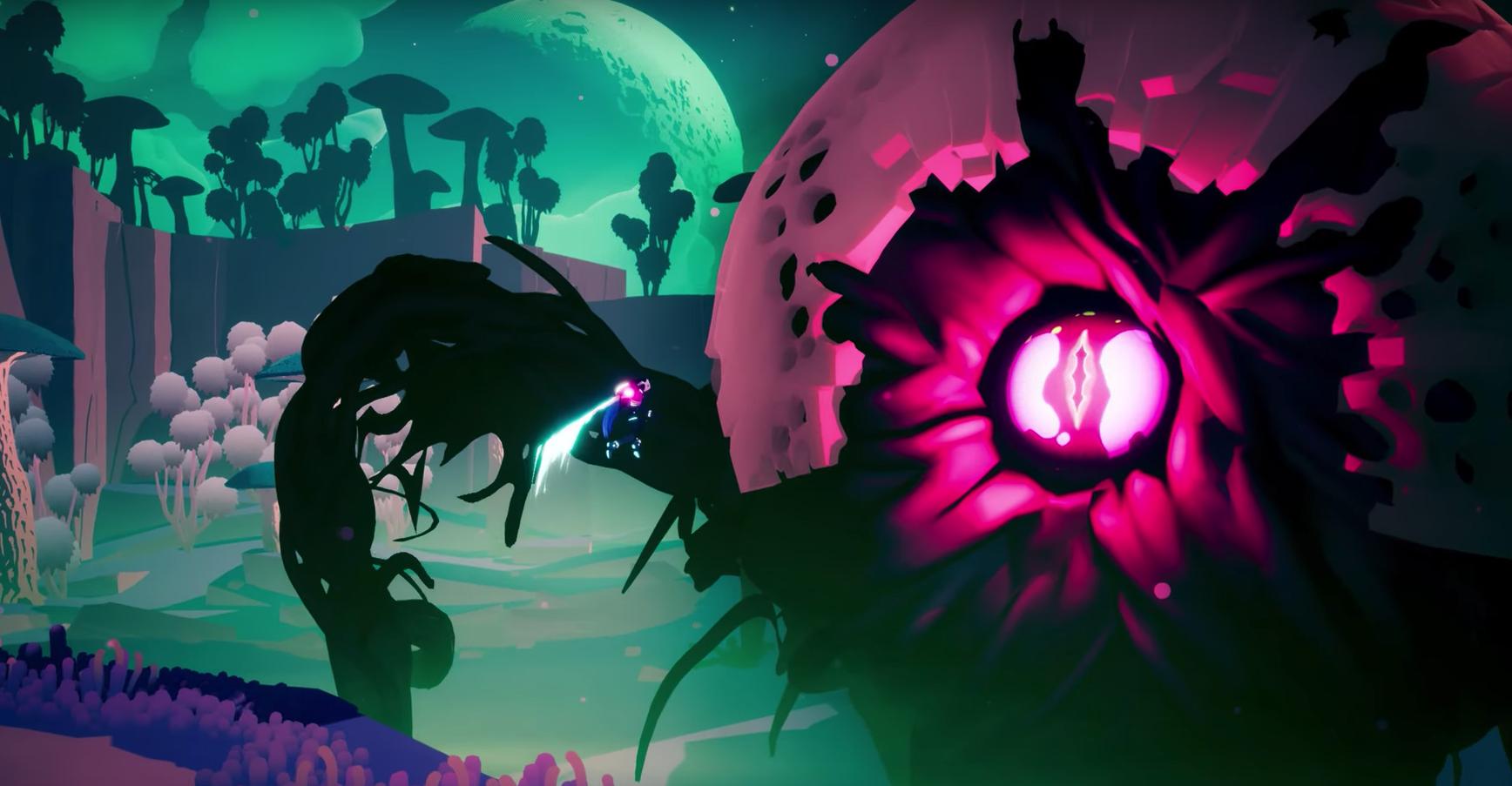 Fluidez, la palabra que describe el primer gameplay de Solar Ash