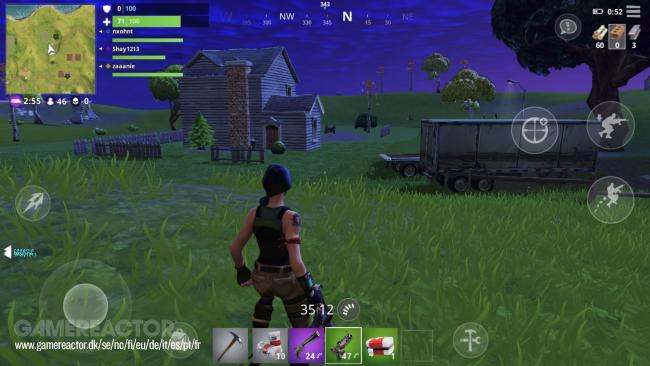 Fortnite: Battle Royale para iPhone
