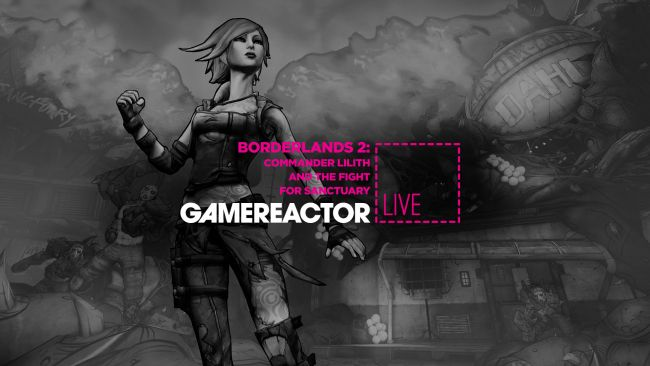 Hoy en GR Live - B2: Commander Lilith and the Fight For Sanctuary