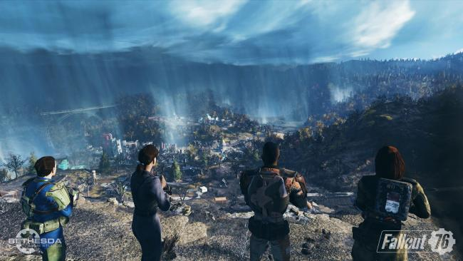 Xbox One se queda en exclusiva temporal la beta de Fallout 76