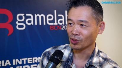 Keiji Inafune - entrevista en Gamelab 2014