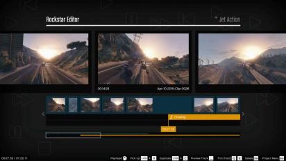 Grand Theft Auto V - Tráiler español del Editor Rockstar