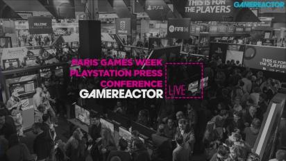 Paris Games Week Conferencia Playstation - Repetición del Livestream