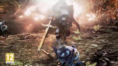 Monster Hunter Generations - Tráiler español ¡Cazadores, uníos!
