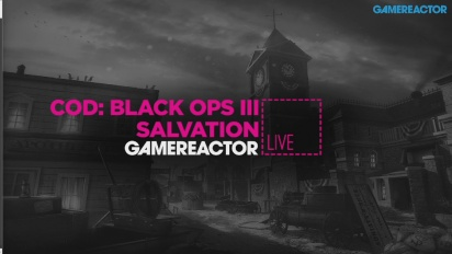 CoD Black Ops 3: Salvation DLC - Livestream Replay