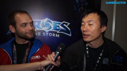 Heroes of the Storm - Matthew Cooper & Meng Song Interview