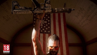 Far Cry 5 - The Father's Amazing Grace E3 Trailer
