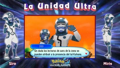 Pokémon Ultrasol y Pokémon Ultraluna - Viaje por los Ultraumbrales