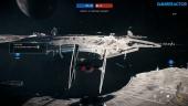 Star Wars Battlefront II - Gameplay multijugador Batalla de Cazas Estelares
