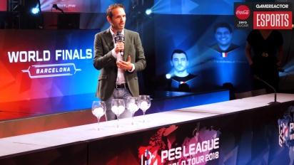 PES League 2018 Finales Mundiales - Introducción, sorteo y expectativas