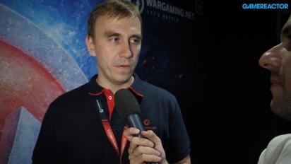 World of Warships: Legends - Entrevista a Danny Volkov