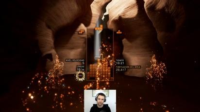 Tetris Effect - Replay del livestream de lanzamiento sin VR