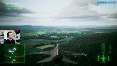 Ace Combat 7: Skies Unknown - Replay del livestream español