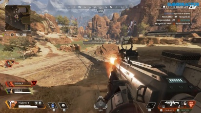 Apex Legends - Pillamos a un speedhacker en este gameplay